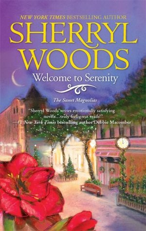 Book Cover Welcome to Serenity