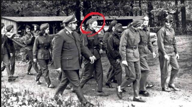 Anglea Merkel Secrets