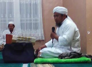 Ketua MUI HSS Guru Muhyar Dahri