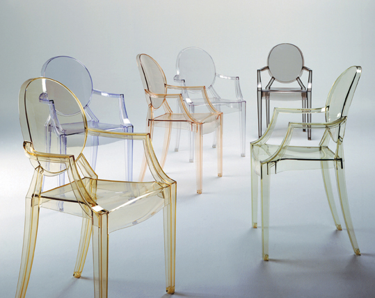 Disabella Design The Ghost Chair
