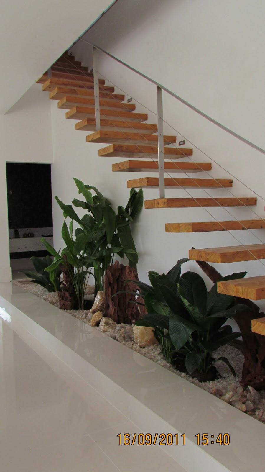 Construindo minha casa clean jardins de inverno ou for Interno s