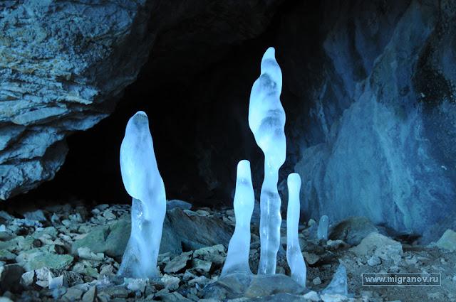 почему растут сосульки icicle