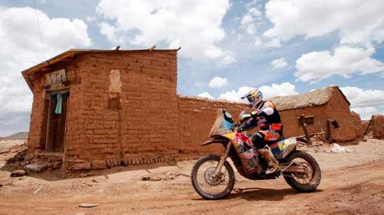 Rally Dakar 2016 pasará por los municipios de Atocha Tupiza y Villazón