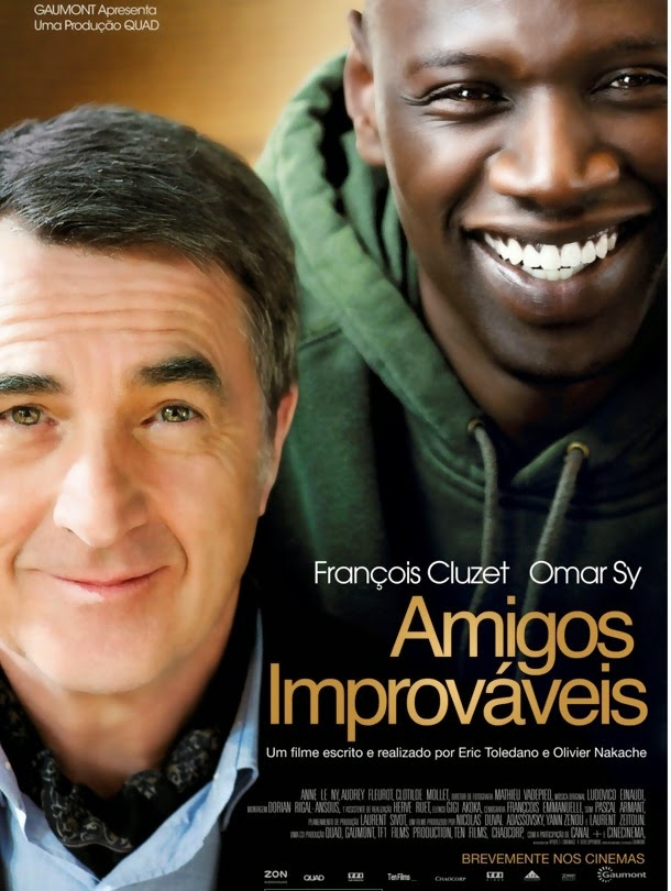 The Intouchables  [Amigos Improváveis]