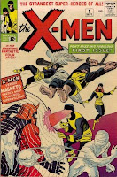 X-Men #1 Comic Cover