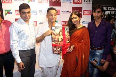 vidya balan at kahaani dvd launch