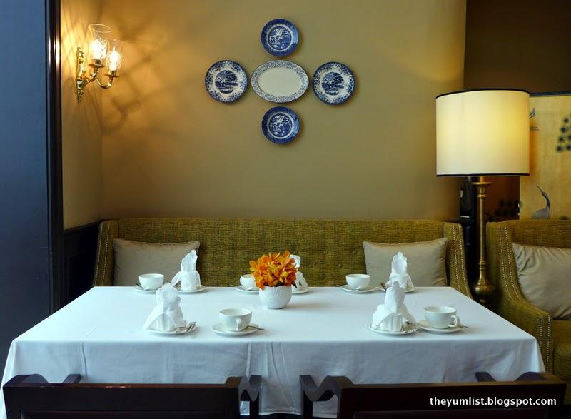 Colonial Café, The Majestic Hotel Kuala Lumpur