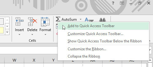 Tạo phím tắt hữu dụng cho Office 2013 1