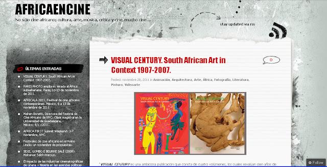 Mujeres y cine africano en 'Africaneando'