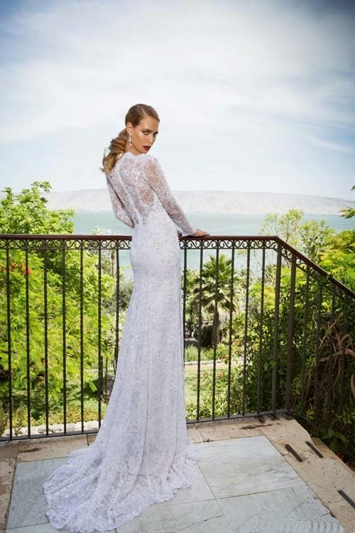 2014 Summer wedding dress collection by Nurit Hen