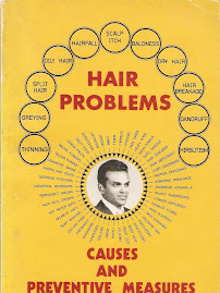 First HAIR PROBLEMS Book