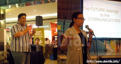 Manila: 2nd Blogger Fiesta 2011 at Cyberzone SM North EDSA 8