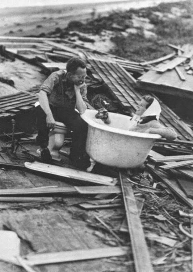 Katharine Hepburn & the Long Island Express Hurricane.