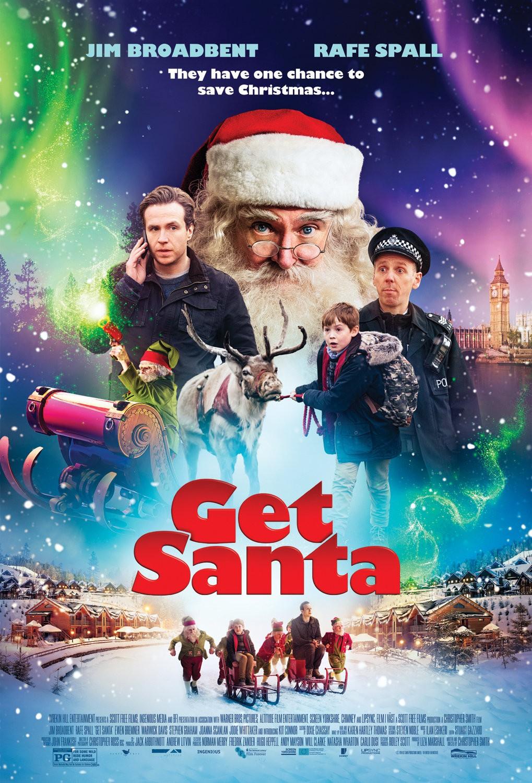 Get Santa (2014) ταινιες online seires xrysoi greek subs