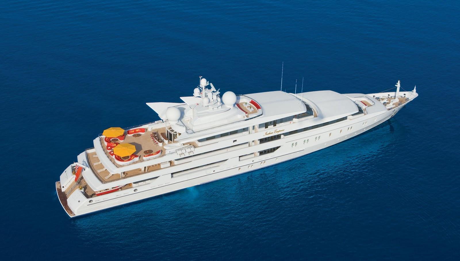 INDIAN EMPRESS Megayacht