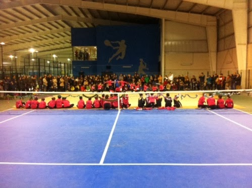 Deportes vila gimnasia exhibici n del club de gimnasia for Gimnasio 88 torreones avila