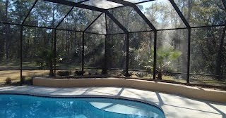 Pool enclosures usa what to design first the pool or the for Pool design usa