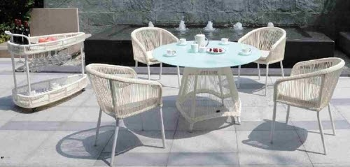 China Garden Chairs Industry 2014