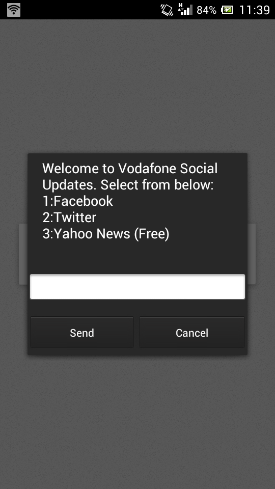 free news in Vodafone,Yahoo news free in Vodafone