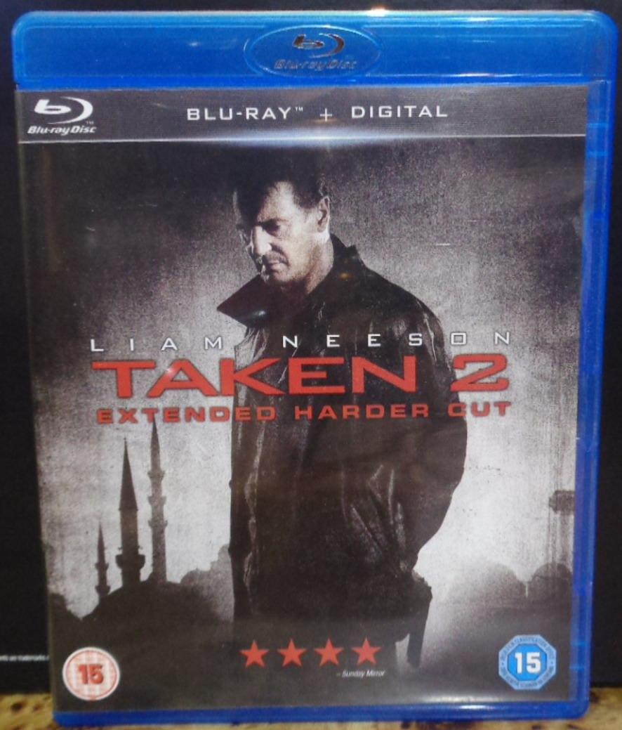 Taken 2 Blu-ray