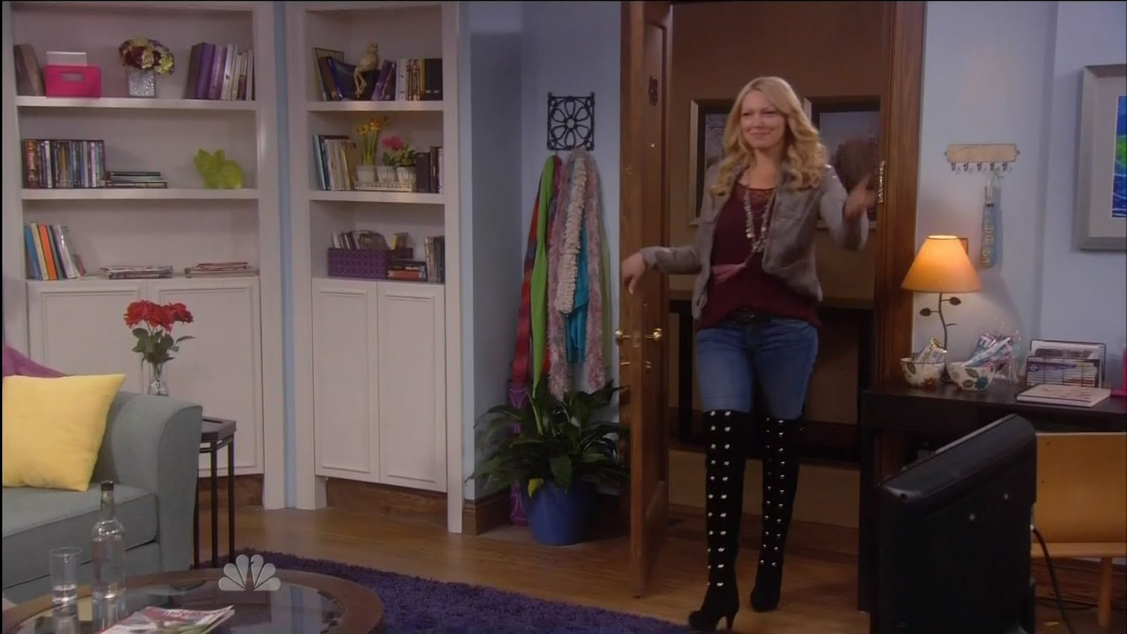 The appreciation of booted news women blog thigh high boots for Find and design tv show