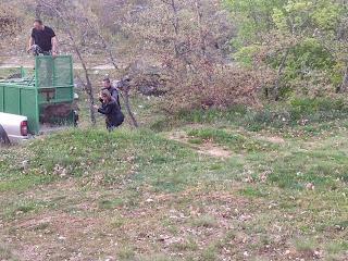 Καστοριά: Απελευθέρωση του τραυματισμένου ζαρκαδιού στη φύση (βίντεο – φωτογραφίες)