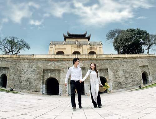 Địa điểm chụp ảnh ở Hà Nội