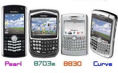 Daftar Harga Blackberry Juli 2012 Terbaru
