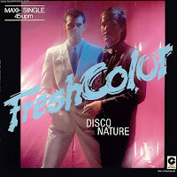 Fresh Color - Disco Nature (Vinyl, 12\