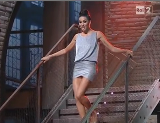 Sexy Elisabetta Gregoraci Made in Sud