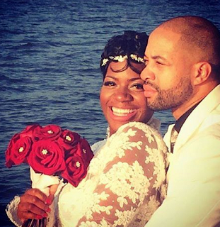 Fantasia Shares Special Wedding and Intimate Photos