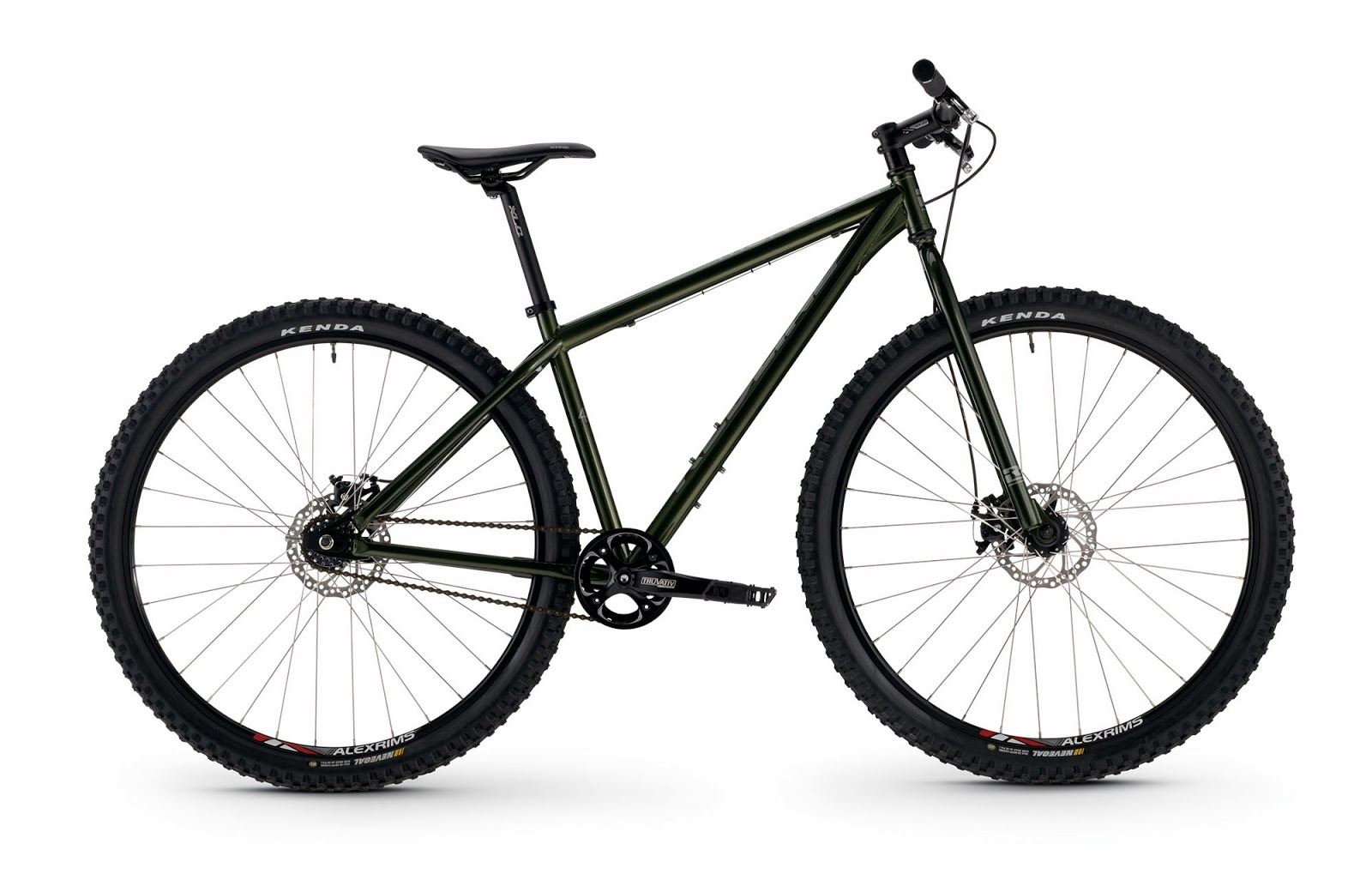 2014 Redline Monocog 29er Bike Single Speed