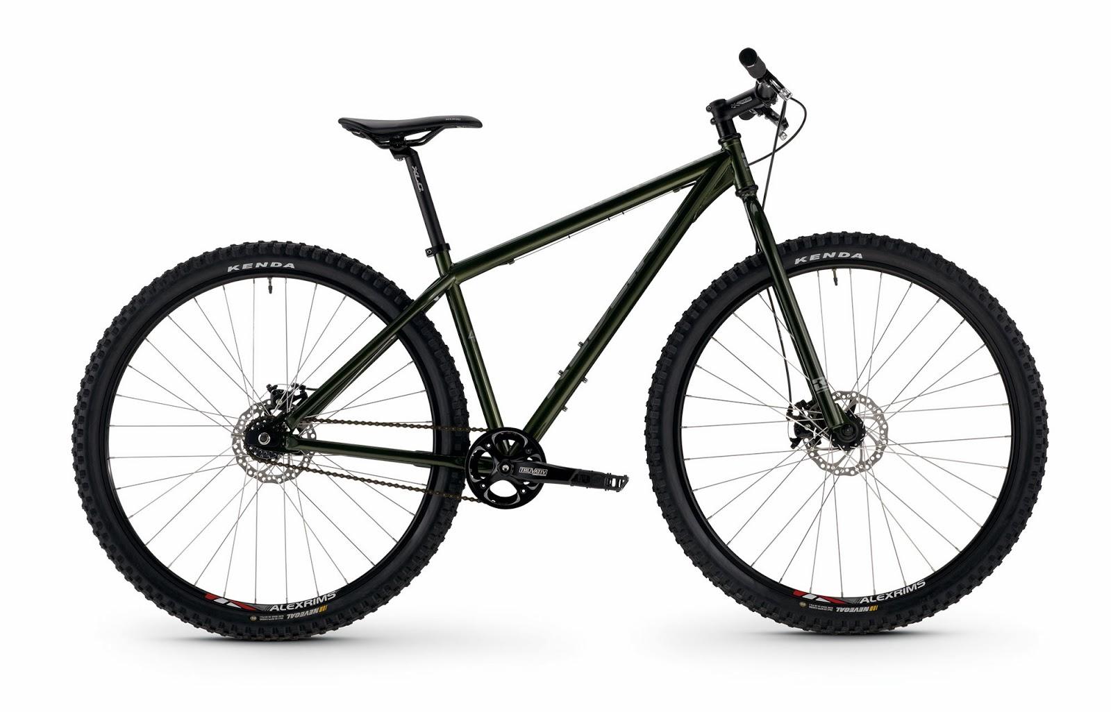 2014 Redline 29er Bikes
