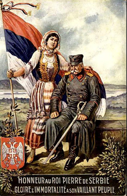 the violent history of serbia and the serbs At that point, only serbia and montenegro voted for communist rule, while croatia, slovenia, macedonia, and bosnia-herzegovina chose the route to independence the violent civil war that ensued shocked the world and required the efforts of the united nations and nato to bring to a still-uncertain conclusion.