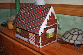 la casita de la Navidad