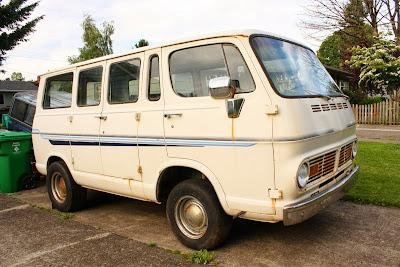 1965 Chevy Van.