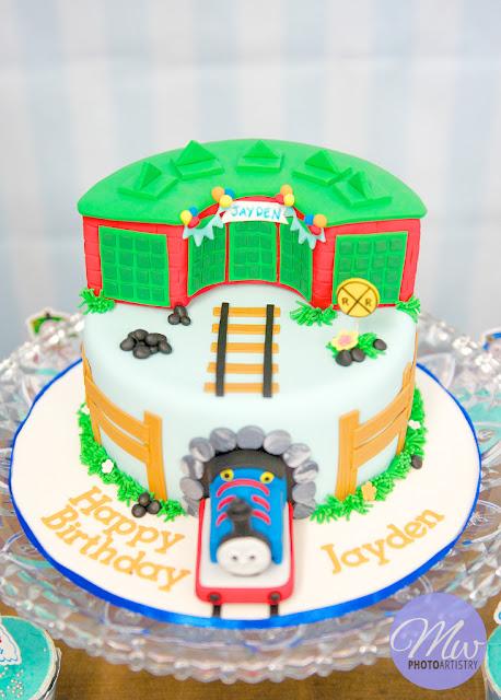 Thomas & Friends Birthday Party