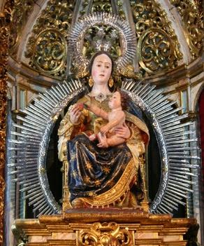 Foto de la web del Obispado de Ourense