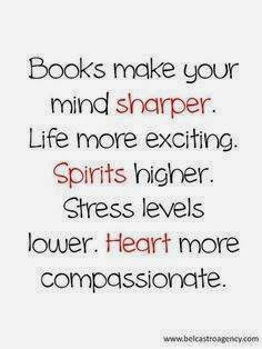 Blessings of Books