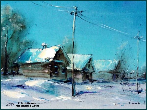 Artista Pavel Gusenko