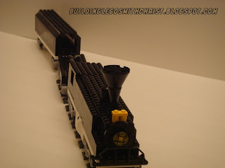 Cool LEGO Creations, The Polar Express, LEGO Train Creation