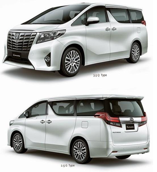 Harga Spesifikasi Toyota All New Alphard - OtoGrezz