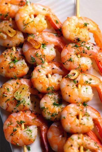 Paleo Recipe: Asian Pepper Shrimp