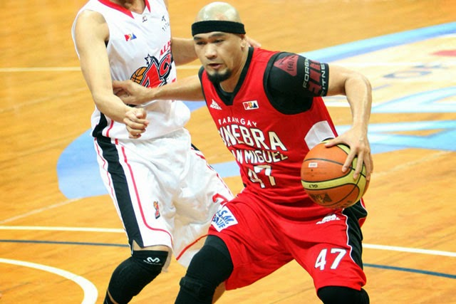 Mark Caguioa