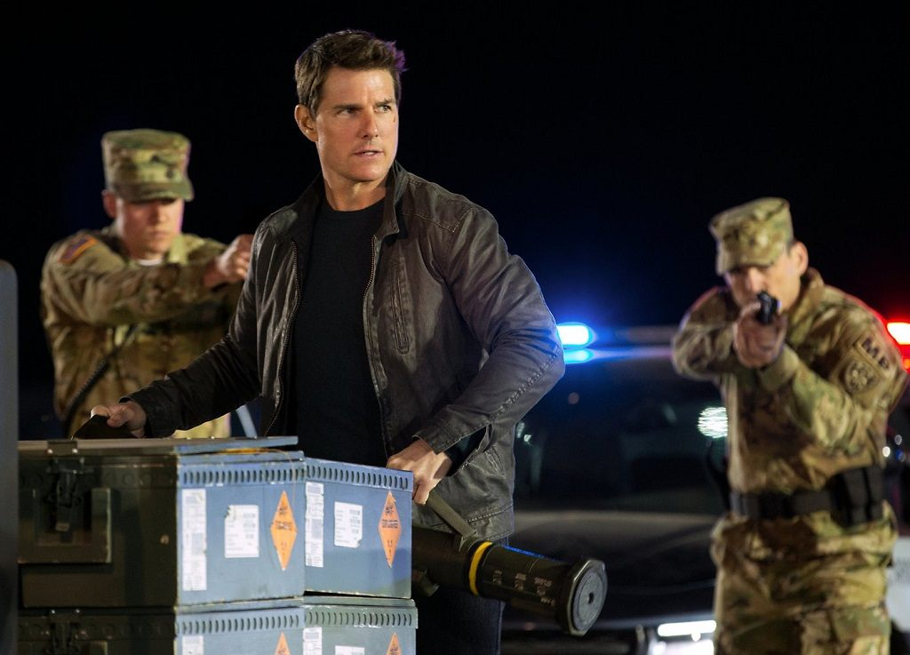 Jack Reacher - Sem Retorno BluRay Torrent