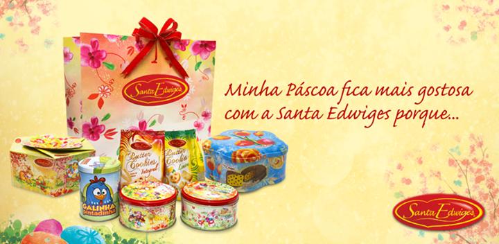 Participar Concurso Cultural Páscoa 2014 Santa Edwiges