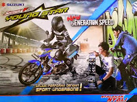 Kelebihan Suzuki Satria F115 Young Star Indonesia