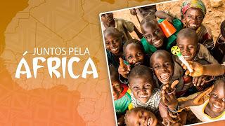 JUNTOS PELA ÁFRICA