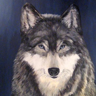 Downlaod Gambar Binatang Serigala