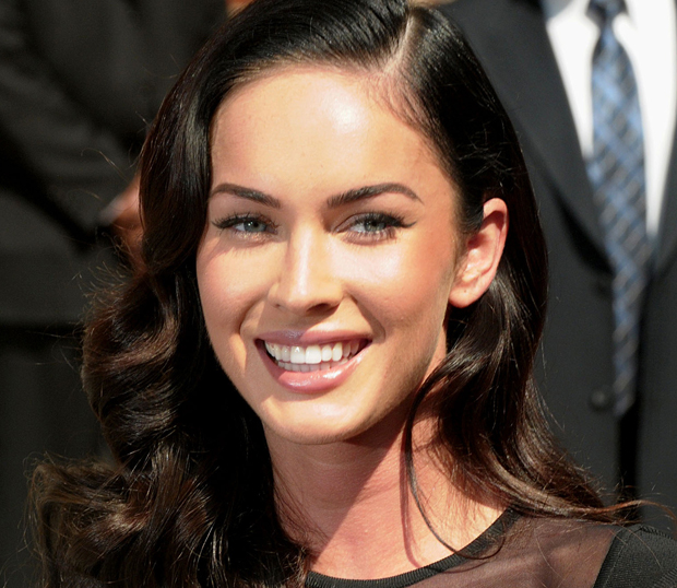 Megan Fox natural makeup